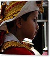 Cuenca Kids 249 Acrylic Print