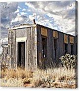 Cuervo New Mexico  Acrylic Print