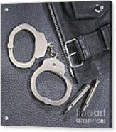 Cuffs Acrylic Print