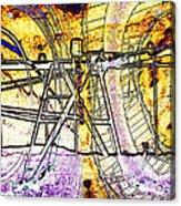 Cultivation Acrylic Print