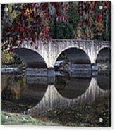 Cumberland Falls Bridge Acrylic Print