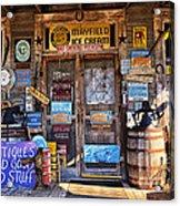 Cumberland Mountain General Store Acrylic Print