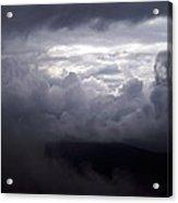 Cumulus On The Blue Ridge Parkway Acrylic Print