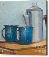 Cup A La Joes Acrylic Print