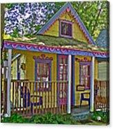 Cup Cake In Asbury Grove In South Hamilton-massachusetts  Acrylic Print