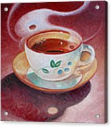Cup Of Tea Acrylic Print