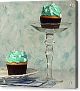 Cupcake Frenzy Acrylic Print by Inspired Nature Photography Fine Art Photography