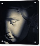 Cupid In Sunlight Acrylic Print