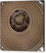 Cupola Capitol Washington Dc Acrylic Print