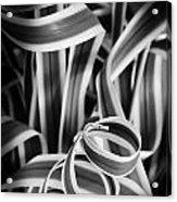 Curley Q Acrylic Print