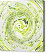 Curly Greens II Acrylic Print