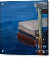 Currituck Dock Acrylic Print
