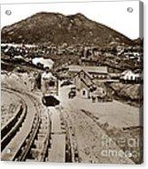 Curry Mine.virginia City Nevada.1865 Acrylic Print