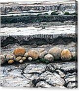 Cushion Bush Dam Acrylic Print
