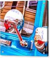 Custom Cab 14854 Acrylic Print