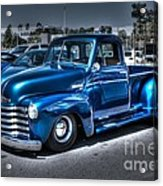 Custom Chevy Pickup Acrylic Print