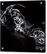 Custom Chopper Acrylic Print