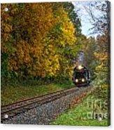 Cuyahoga Valley Scenic Railroad 1 Acrylic Print