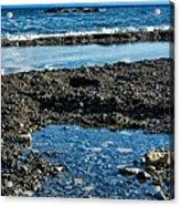 Cuzco Beach 7 Acrylic Print