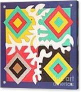 Cycle 003 Acrylic Print