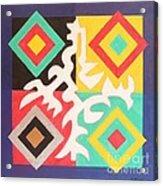 Cycle 010 Acrylic Print