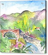 Cycling In Italy 05 Acrylic Print