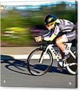 Cycling Prologue Acrylic Print