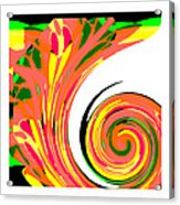 Cyclone Acrylic Print