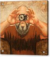 Cyclopes A Self Portrait Acrylic Print