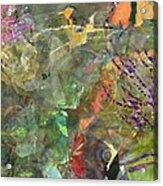 Cynthia's Garden 1 Acrylic Print