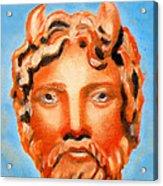 Cyprus - Zeus Acrylic Print