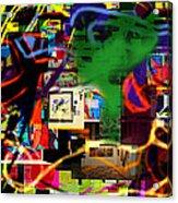 Daas 13d Acrylic Print