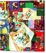 Daas 18a Acrylic Print