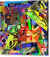 Daas 1h Acrylic Print