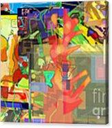Daas 1l Acrylic Print by David Baruch Wolk