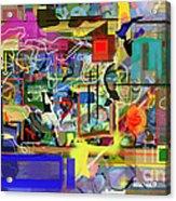 Daas 2 Zd Acrylic Print