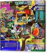 Daas 2 Zf Acrylic Print