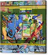 Daas 2y Acrylic Print