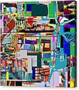 Daas 7a Acrylic Print