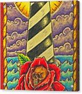 Dad's Lighthouse Acrylic Print