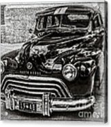 Dad's Olds Acrylic Print