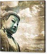 Daibutsu Acrylic Print