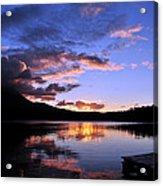 Daicey Pond Sunrise II Acrylic Print