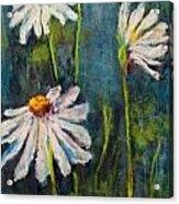 Daisies For Mom Acrylic Print