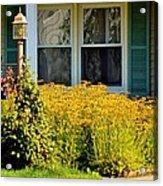 Daisy Entrance Acrylic Print