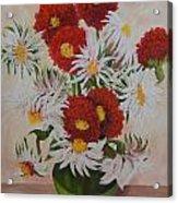Daisy Mae Acrylic Print