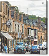 Dale Road - Matlock Acrylic Print