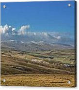 Dales View Acrylic Print