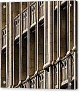 Dallas Architecture Acrylic Print