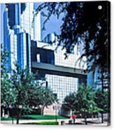 Dallas Glass  Acrylic Print